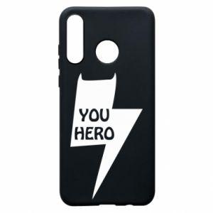 Etui na Huawei P30 Lite You hero