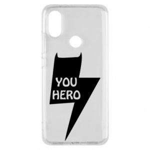 Etui na Xiaomi Mi A2 You hero