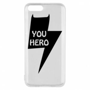 Etui na Xiaomi Mi6 You hero