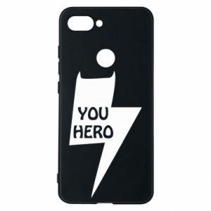 Etui na Xiaomi Mi8 Lite You hero
