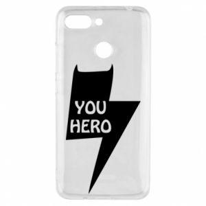 Etui na Xiaomi Redmi 6 You hero