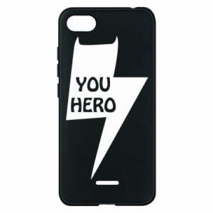 Etui na Xiaomi Redmi 6A You hero