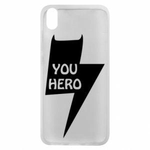 Etui na Xiaomi Redmi 7A You hero