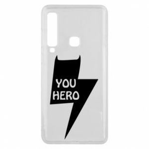 Etui na Samsung A9 2018 You hero