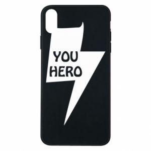 Etui na iPhone Xs Max You hero