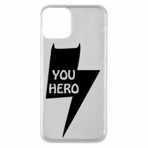 Etui na iPhone 11 You hero