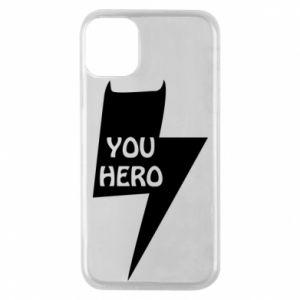 Etui na iPhone 11 Pro You hero