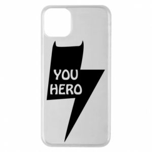 Etui na iPhone 11 Pro Max You hero