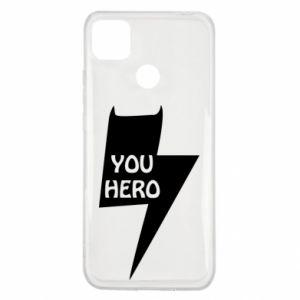 Etui na Xiaomi Redmi 9c You hero