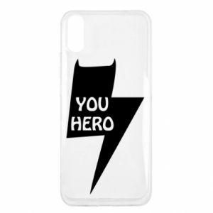 Etui na Xiaomi Redmi 9a You hero