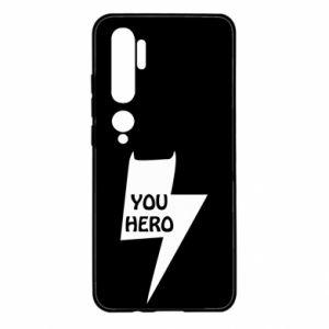 Etui na Xiaomi Mi Note 10 You hero