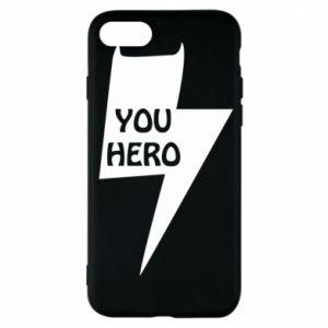 Etui na iPhone 7 You hero
