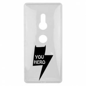 Etui na Sony Xperia XZ2 You hero