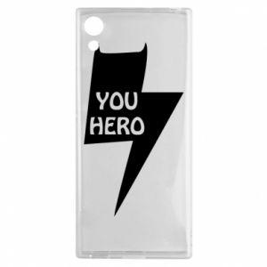 Etui na Sony Xperia XA1 You hero