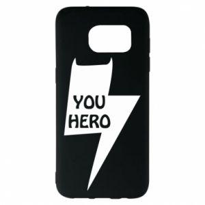 Etui na Samsung S7 EDGE You hero