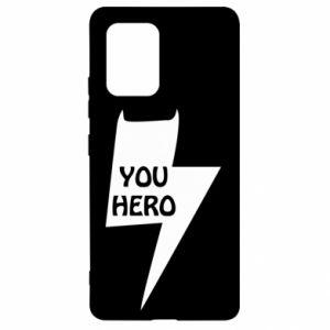 Etui na Samsung S10 Lite You hero