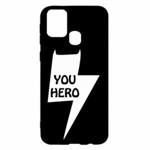 Etui na Samsung M31 You hero