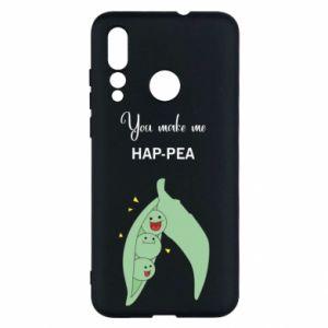 Etui na Huawei Nova 4 You make me hap-pea