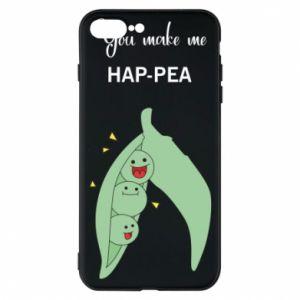 Etui na iPhone 8 Plus You make me hap-pea