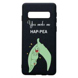 Etui na Samsung S10 You make me hap-pea