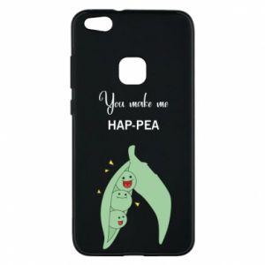Etui na Huawei P10 Lite You make me hap-pea