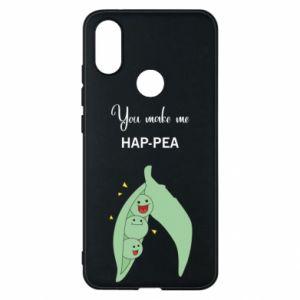 Etui na Xiaomi Mi A2 You make me hap-pea