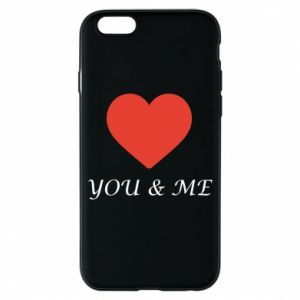 Etui na iPhone 6/6S You & me