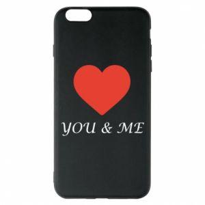 Etui na iPhone 6 Plus/6S Plus You & me