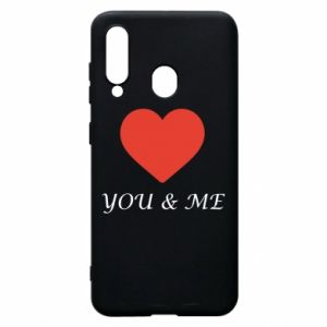 Etui na Samsung A60 You & me