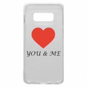 Etui na Samsung S10e You & me