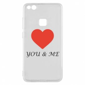 Etui na Huawei P10 Lite You & me