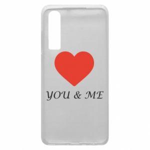 Etui na Huawei P30 You & me
