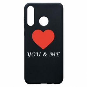 Etui na Huawei P30 Lite You & me