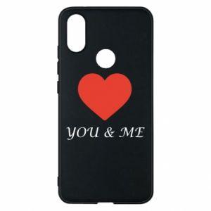 Etui na Xiaomi Mi A2 You & me