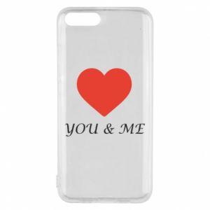 Etui na Xiaomi Mi6 You & me