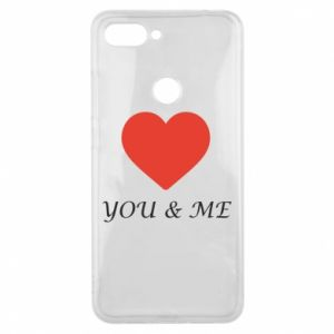 Etui na Xiaomi Mi8 Lite You & me