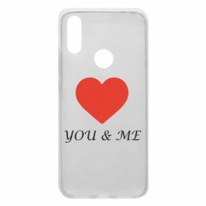 Etui na Xiaomi Redmi 7 You & me