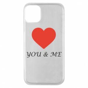 Etui na iPhone 11 Pro You & me
