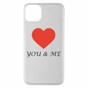 Etui na iPhone 11 Pro Max You & me