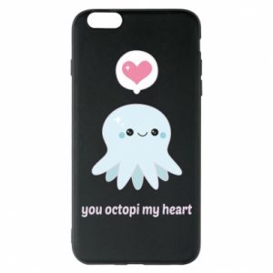 Etui na iPhone 6 Plus/6S Plus You octopi my heart