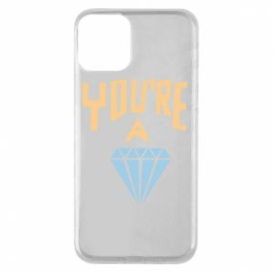 Etui na iPhone 11 You're a diamond