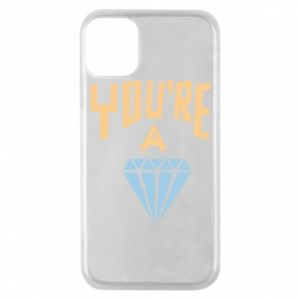 Etui na iPhone 11 Pro You're a diamond