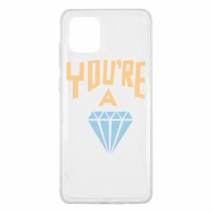 Etui na Samsung Note 10 Lite You're a diamond
