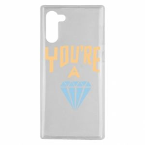 Etui na Samsung Note 10 You're a diamond