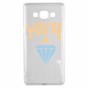Etui na Samsung A5 2015 You're a diamond