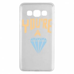 Etui na Samsung A3 2015 You're a diamond