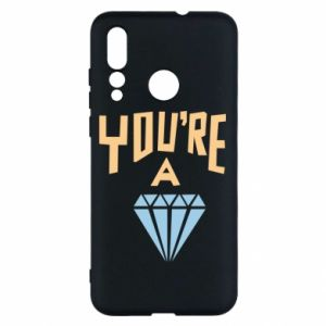 Etui na Huawei Nova 4 You're a diamond