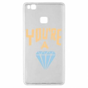Etui na Huawei P9 Lite You're a diamond