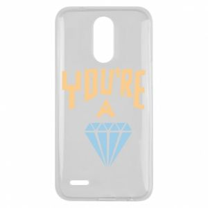 Etui na Lg K10 2017 You're a diamond