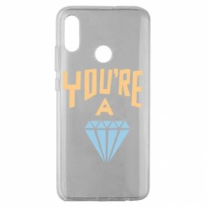 Etui na Huawei Honor 10 Lite You're a diamond